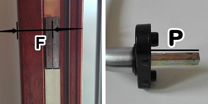 Blocca maniglia misure finestra perno esperto antifurti - Blocca finestra aperta ...